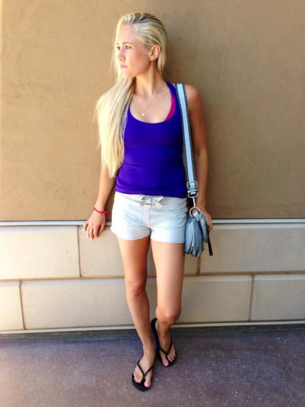 Sweet Spot Hotty Hot Shorts Bruised Berry Crb More