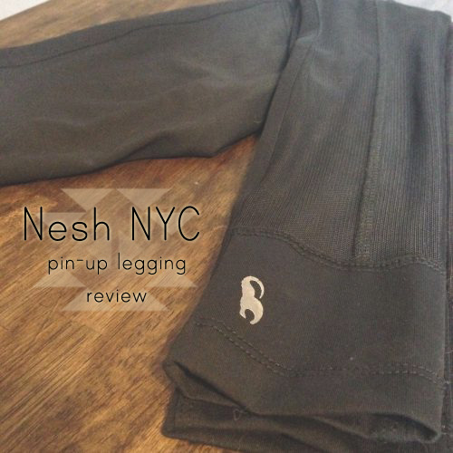 Nesh NYC Pin-Up Legging Fit Review