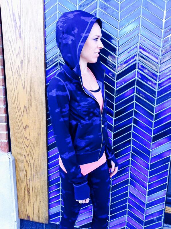 ac00f5768 Oil Slick Blue Namaskar Hoodie and WUP + Back Up Long Sleeve + More ...