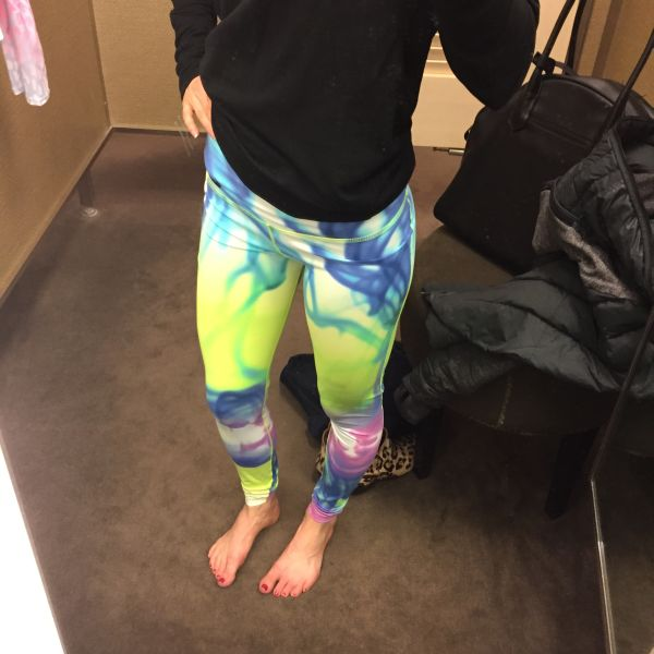 Nike legendary lava tights review