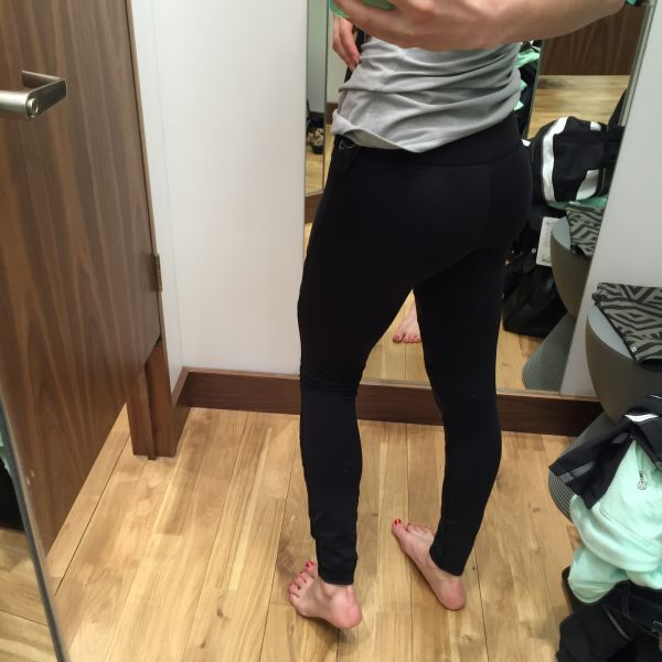 ba0bf63f9aa049 Try-On Reviews: Yin to You Sweater + Mesh with Me Tank + Breezy Tank ...