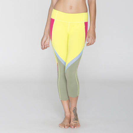 Splits59 Upload: New Colors in Basics + Colorblocked and Printed Bottoms