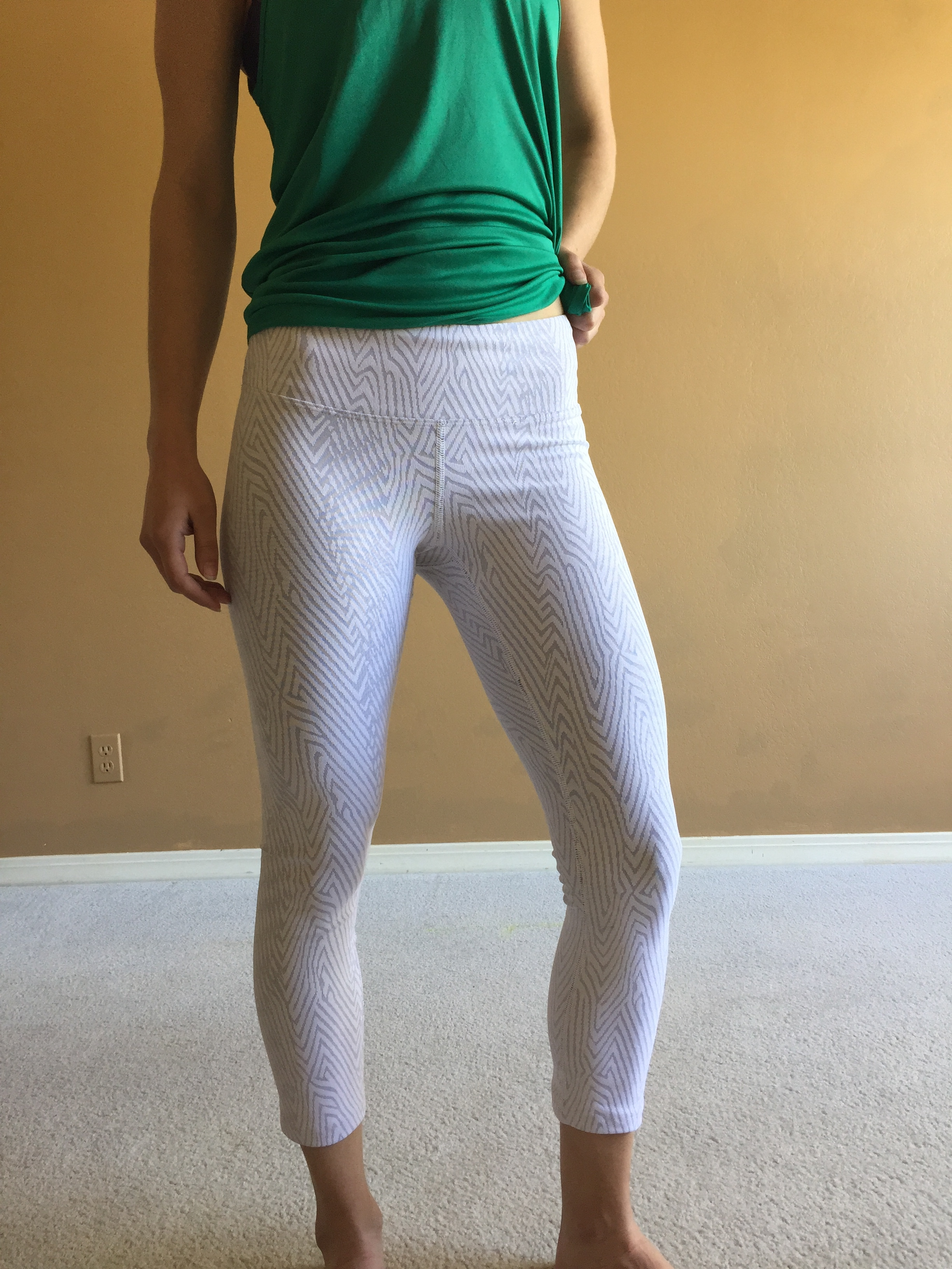 Koral Activewear gauge capris review