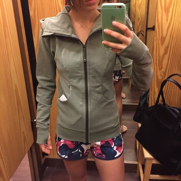 Try-On Reviews: On The Daily Hoodie + In Flux Jacket + Yeah Yoga