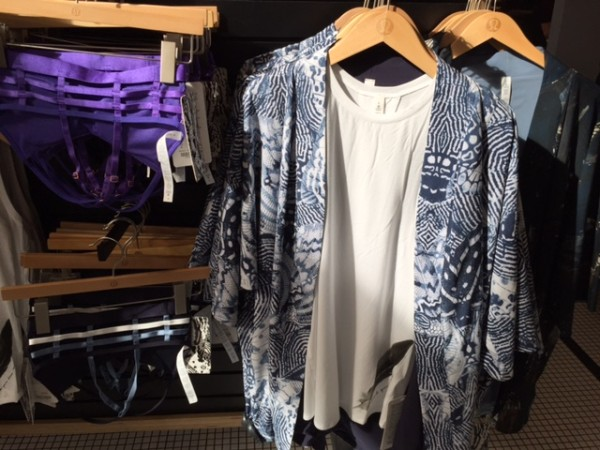 Lululemon wanderlust 2015 casbah kimono