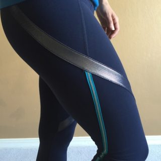 Review: Splits59 Cosmic Blue Ashby Tank and Navy Nova Trailblazer Capris