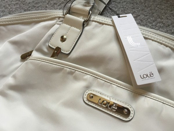 Lole haanji bag white review 13