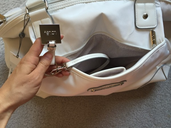 Lole haanji bag white review 4