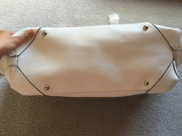 Lole haanji bag white review 5