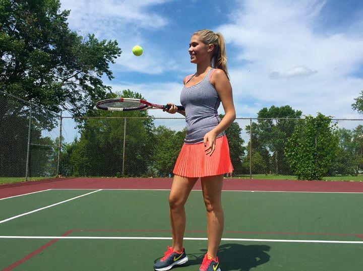 d728237f6c Lululemon black white gingham cool racerback grapefruit pleat to street  skirt - Agent Athletica