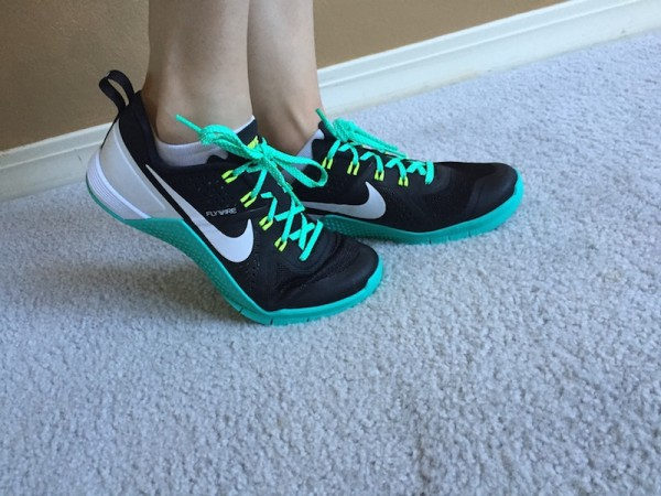 Nike metcon women review black hyper jade 1