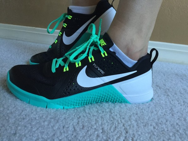 Nike metcon women review black hyper jade 3