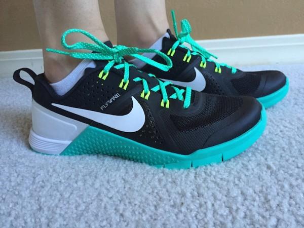 Nike metcon women review black hyper jade 4