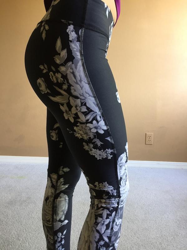 Albion antigua slate extend leggings review 6
