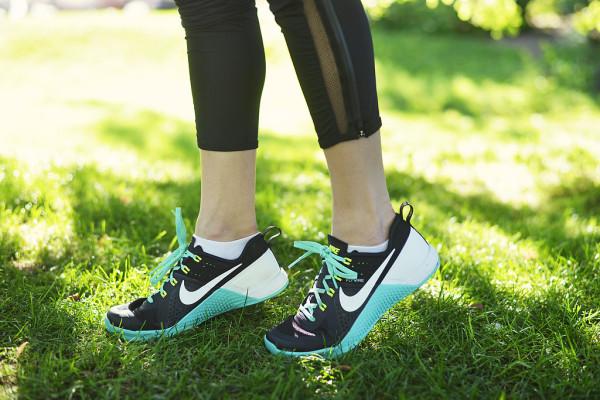 Nike metcon - hyper jade