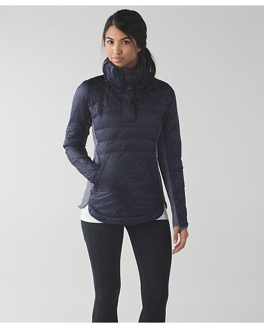 3920388bd Lulu Upload  Winter! + Down for a Run Fluffs + New Tech Fleece 1 2 Zip
