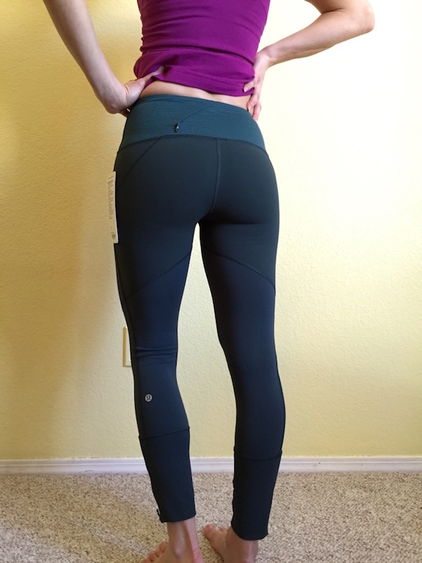 Lululemon rebel runner crops review dark fuel 1