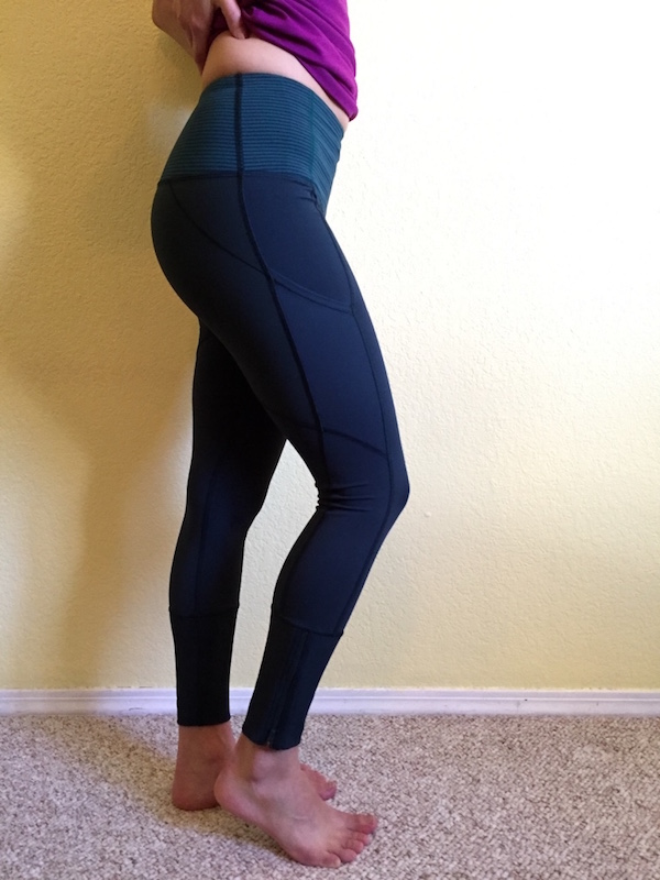 Lululemon rebel runner crops review dark fuel 2