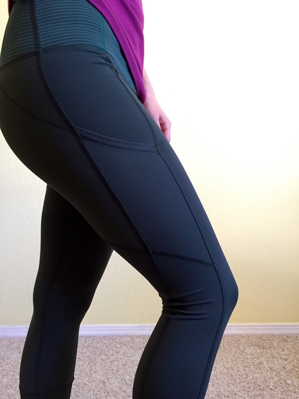Lululemon rebel runner crops review dark fuel 3