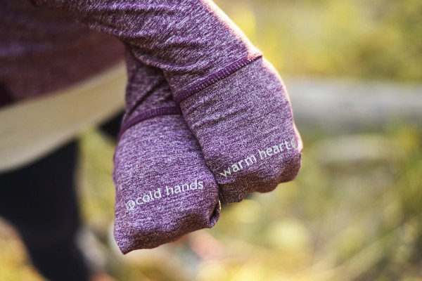 Lululemon cold hands warm heart cuffins