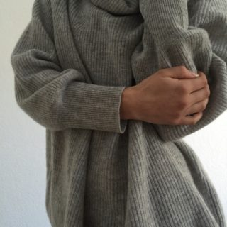 The Pinterest-Perfect Oversized Cashmere Sweater by Nesh NYC