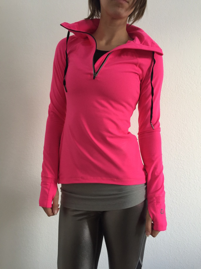 Titika meteorite pullover review 4