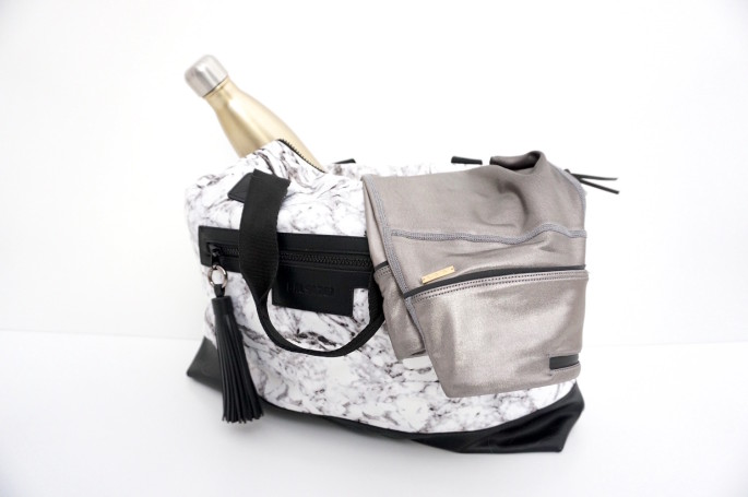 Hand over the marble gym bag and nobody gets hurt.