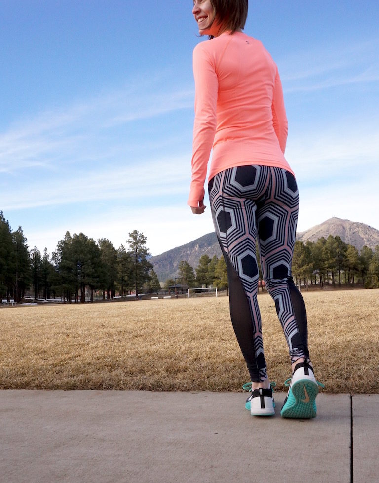 Sweaty Betty spring 2016 leggings review