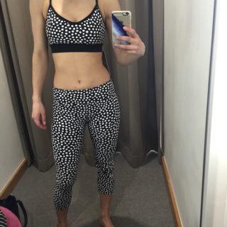 Mini Review: Lorna Jane Spot Me Tights and Sports Bra