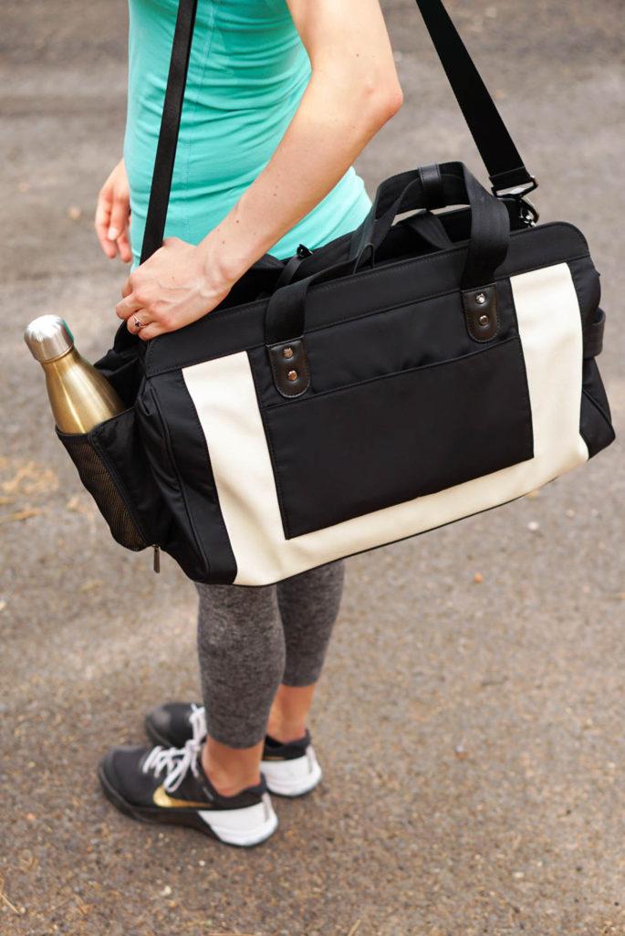 Persu Collection Jessica gym bag review