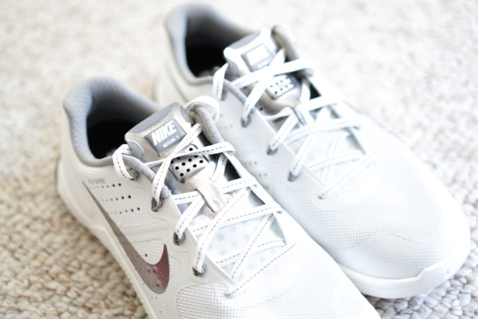 Nike Metcon 2 in summit white