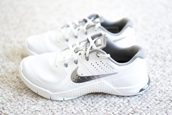 Nike Metcon 2 in summit white
