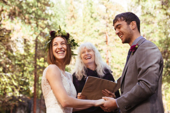 Yosemite elopement | Yosemite Falls | Carl Zoch Photography