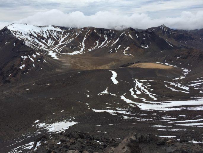 Mt Ngauruhoe Summit 2