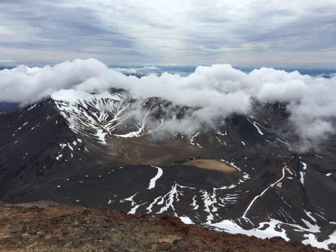 Mt Ngauruhoe summit 1