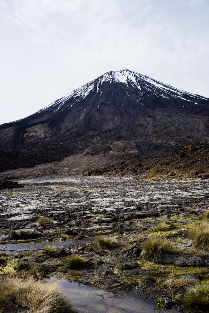 Tongariro Alpine Crossing Mt Ngauruhoe