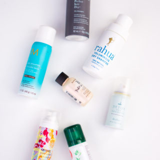 The Best Dry Shampoos for Your Gym Bag