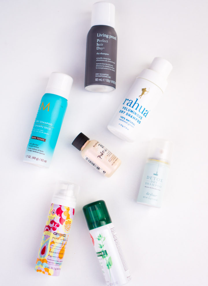 The best dry shampoos for fitness lovers. Your gym bag will thank you!