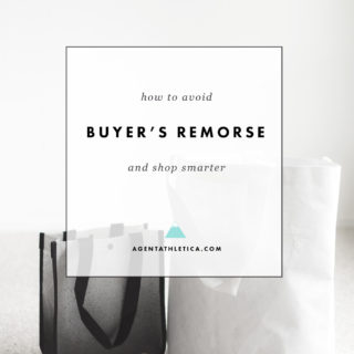 Tips for Preventing Buyer's Remorse and Shopping Smarter