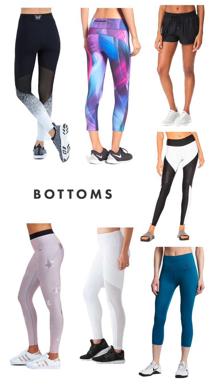 Active fashion picks for spring