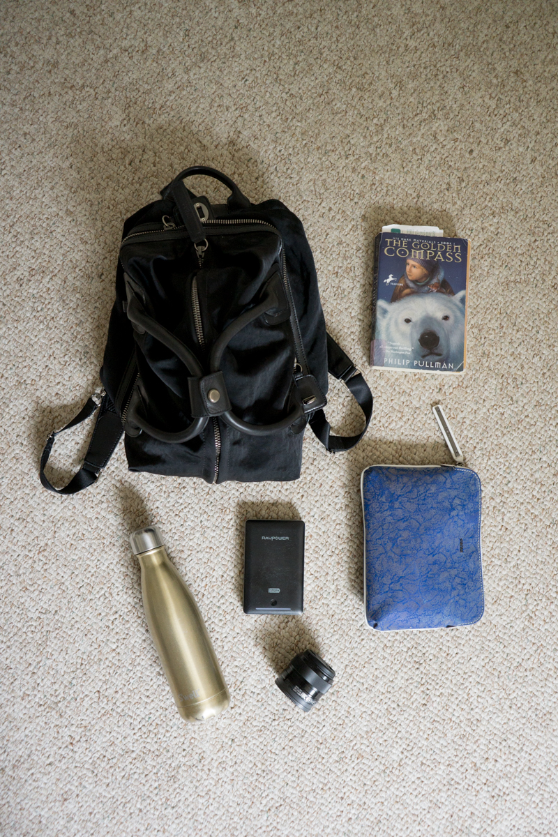 how to travel for 1 week carry on only