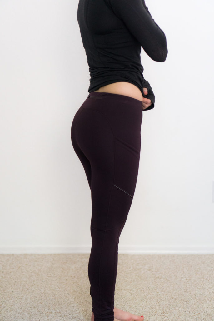 ab90ca4995 The two pairs of Athleta leggings I reviewed in this post are much better  for real thermal weight, in my opinion.