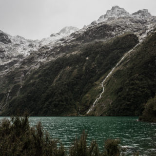 Stunning New Zealand Day Hikes: Lake Marian, Fiordland National Park