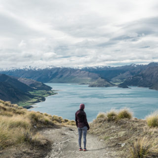 Stunning New Zealand Day Hikes: Isthmus Peak near Wanaka