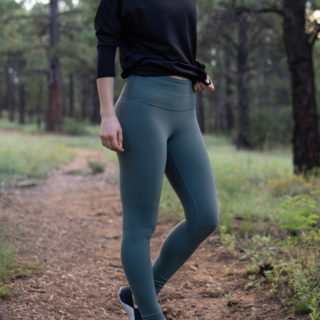 Athleta Elation Tights + Capris Review