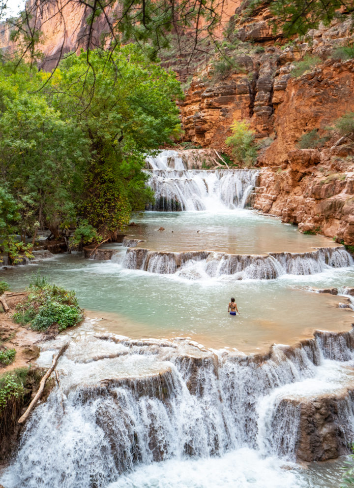 Beaver Falls - How to Plan a Trip to Havasupai