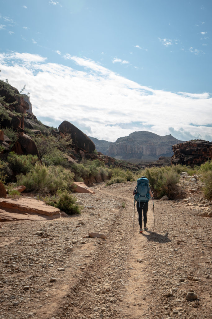 Backpacking to Havasupai in October