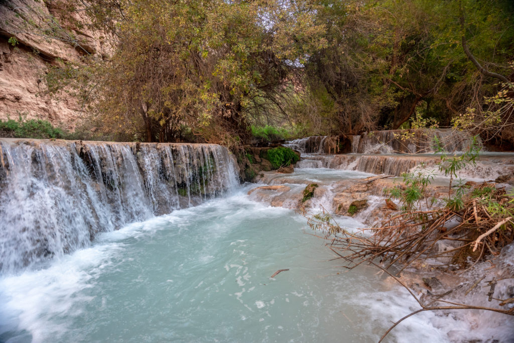Havasu Creek in October