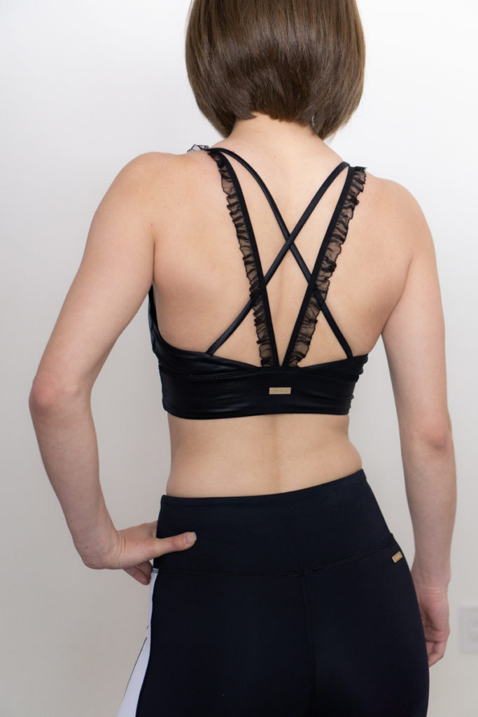Alala ribbon bra review