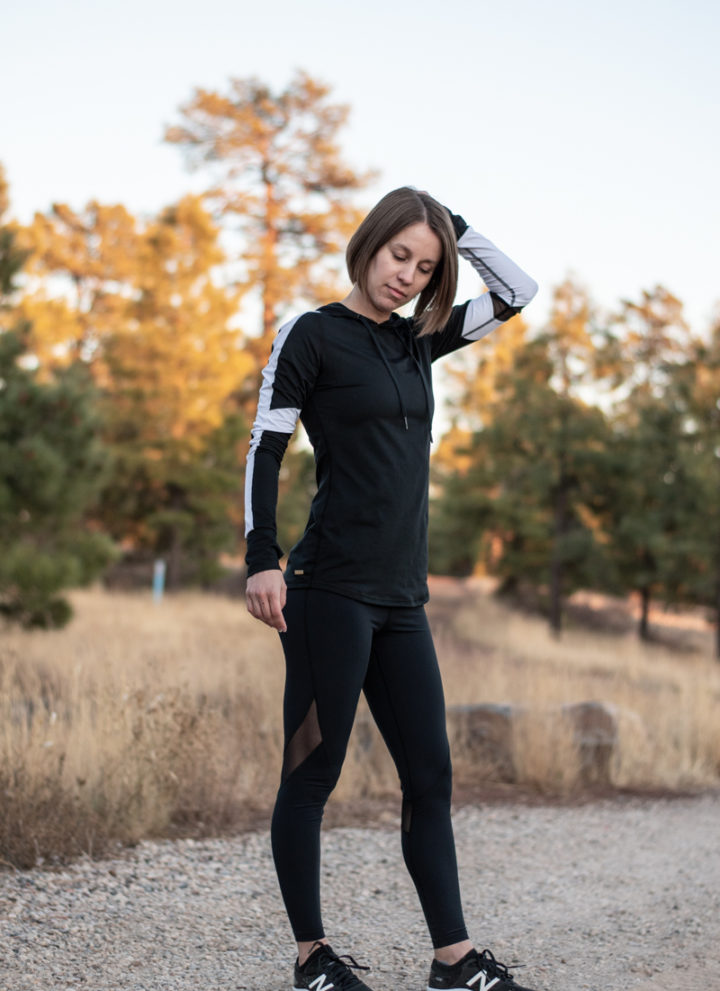 Alala fall workout outfit